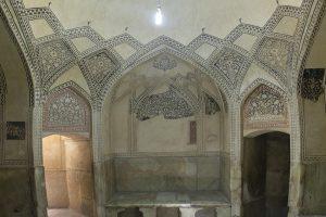 حمام ارگ کریمخانی