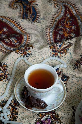 عکس فنجان چای