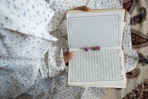 عکس چادر نماز