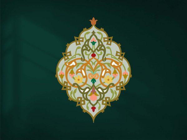 وکتور ایرانی سنتی