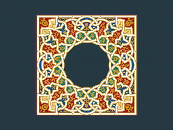 وکتور سنتی ایرانی